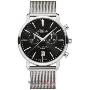 Ceas Atlantic SUPER DE LUXE 64456.41.61 Cronograf