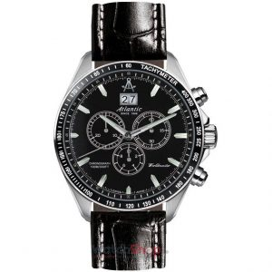 Ceas Atlantic WORLDMASTER 55460.47.62 Cronograf